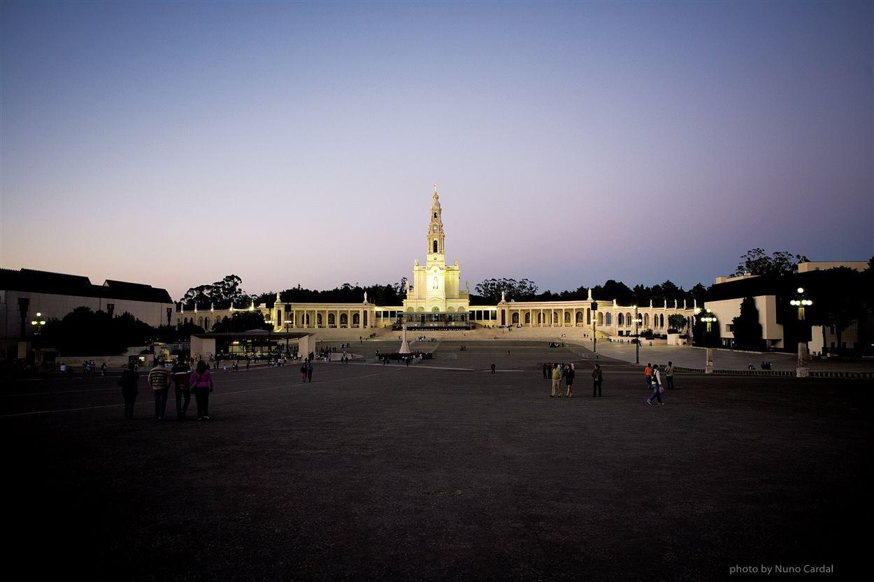 Fatima tour - Europe Balcony